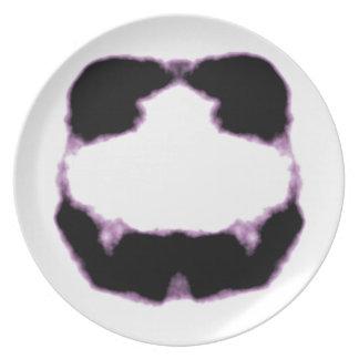 Rorschach inkblot11 プレート