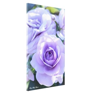 Rosa Blue Bajou:Canvas Print_ver.2.0 キャンバスプリント