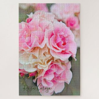 Rosa Cerezo [Jigsaw puzzle(1014 piece)] ジグソーパズル