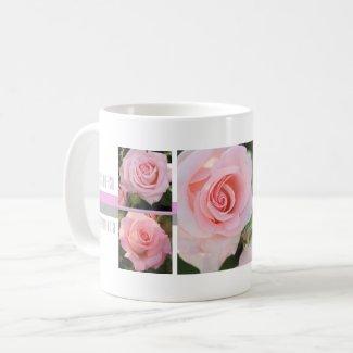 Rosa Cherish Coffee Mug