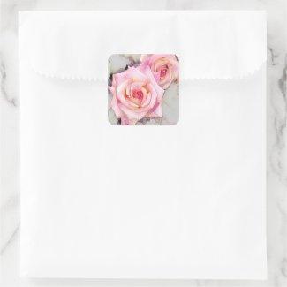 Rosa Cherish [Square Seal] スクエアシール