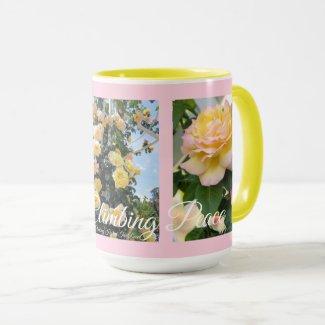 Rosa Climbing Peace:Combo Mug マグカップ