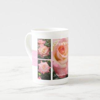 Rosa Elegant Lady Tea Cup