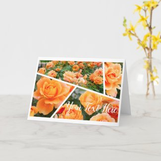 Rosa Manyo [Greeting Card] カード