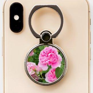 Rosa Mary Rose [Smartphone Ring Holder] スマートフォンリング