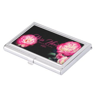 Rosa Nicole:Business Card Holder 名刺入れ