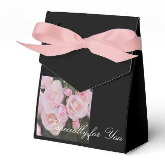 Rosa'Sakura-Gasumi'(=Cherry haze)桜霞 Favor Boxes