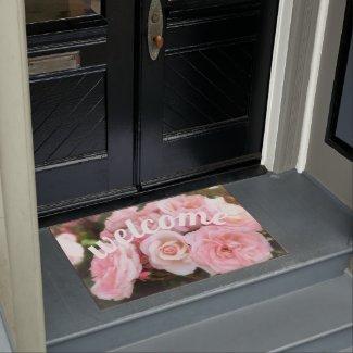 Rosa Sakura-Gasumi:Door mat ドアマット