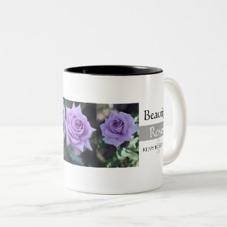 Rosa Sweet Moon Two-Tone Coffee Mug