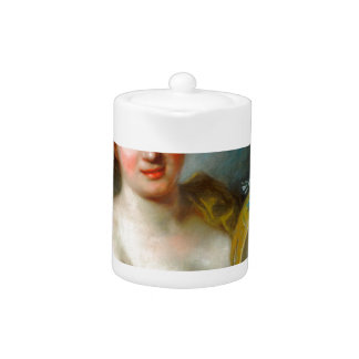 Rosalba Carriera著音楽のアレゴリー