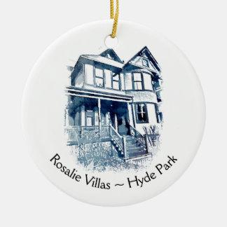 Rosalie Villas Ornament セラミックオーナメント