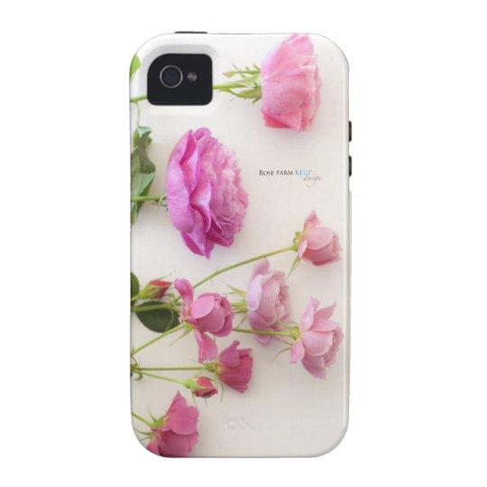 Rose Farm KEIJI iPhone4/4Sケース 「いろは」「友禅」「葵」「葵〜風雅〜」 Case-Mate iPhone 4ケース