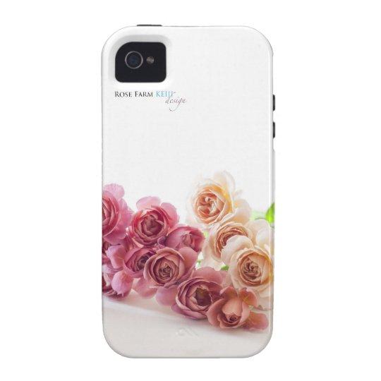 Rose Farm KEIJI iPhone4/4Sケース 「葵」&「葵〜風雅〜」&「いおり」 Case-Mate iPhone 4ケース