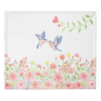 rose garden duvet comforter cover reversible color 掛け布団カバー