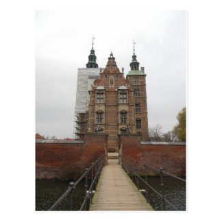 Rosenborg Slott/城コペンハーゲンデンマーク ポストカード