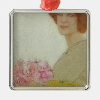 Roses 1912年 メタルオーナメント