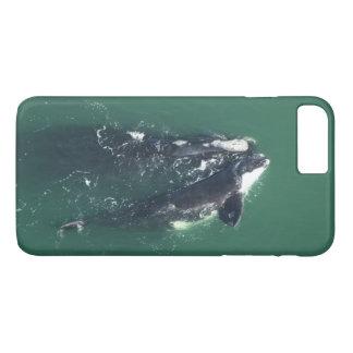 RoseWritesによって北大西洋のセミクジラを救って下さい iPhone 7 Plusケース