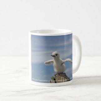 RoseWritesによって私達の海鳥のマグを救って下さい コーヒーマグカップ