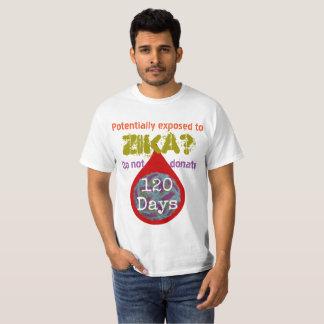 RoseWritesによって120日を寄付しないで下さい Tシャツ