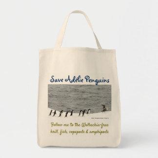RoseWritesによってAdélieのペンギンを救って下さい トートバッグ