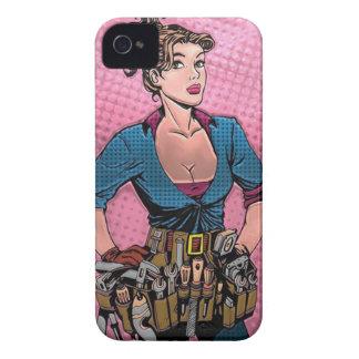 Rosieに動かして下さい Case-Mate iPhone 4 ケース