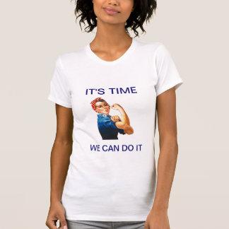 Rosieの態度の女性T Tシャツ