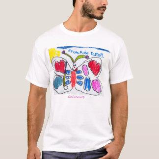 Rosieの蝶 Tシャツ