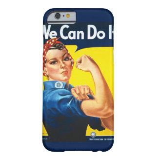 RosieリベッターのiPhoneカバー iPhone 6 ベアリーゼアケース