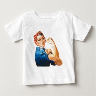 Rosieリベッター ベビーTシャツ