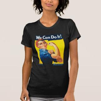 """「Rosieリベッター」""""私達はそれをしてもいいです!"""" ワイシャツ Tシャツ"""