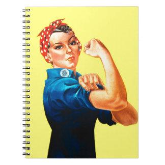 Rosieリベッター-私達はそれをの文化的なアイコンしてもいいです ノートブック