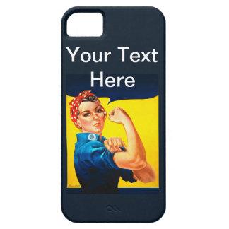 Rosieリベッター iPhone SE/5/5s ケース