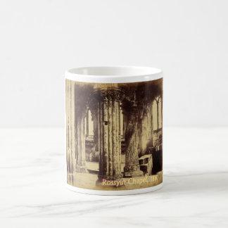 Rosslynのチャペル1860のマグ コーヒーマグカップ