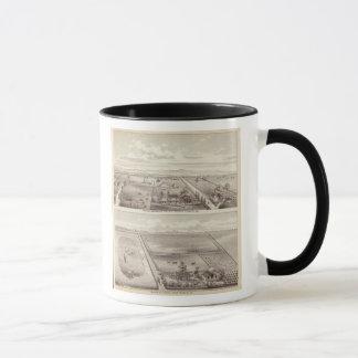 RothのScruggs牧場 マグカップ