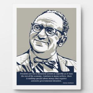 Rothbardの自由 フォトプラーク