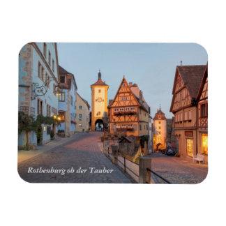 Rothenburgのobのder Tauber マグネット