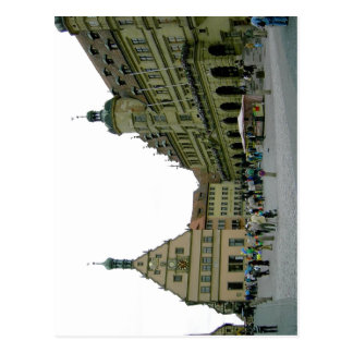 Rothenburgのobのder Tauber Bregoアラゴンか。s Asturianu ポストカード