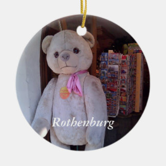 Rothenburg、ドイツ セラミックオーナメント