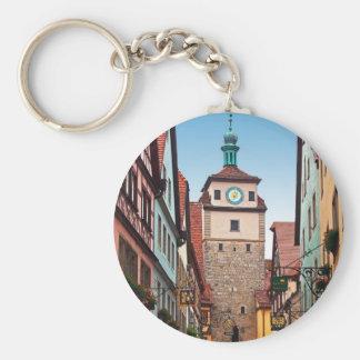Rothenburg od Tauber - Weisserturm キーホルダー
