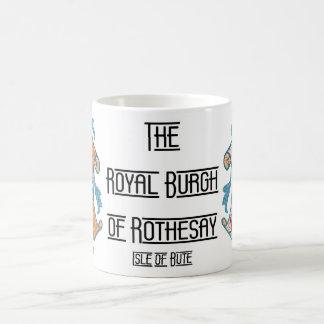 Rothesayのマグの王室のなBurgh コーヒーマグカップ