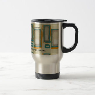 Rothkoは抽象芸術をインスパイア トラベルマグ
