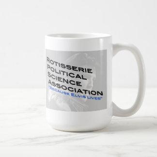 Rotisserieの政治学のコーヒーカップ コーヒーマグカップ