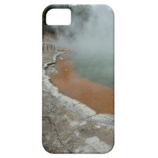 Rotoruaの泥のプール iPhone SE/5/5s ケース