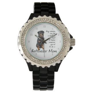 Rottieのお母さんの腕時計 腕時計