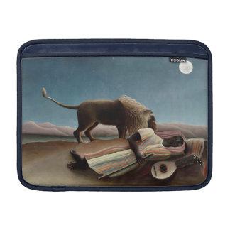 """Rousseauの睡眠のジプシー13"""" MacBookの袖 MacBook スリーブ"""