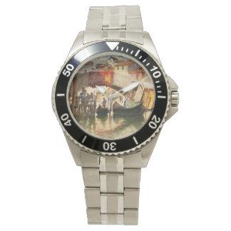 Roussoffのベニスの芸術の腕時計 腕時計
