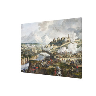Roveredo、18 Fructidor、年4 (9月の戦い キャンバスプリント