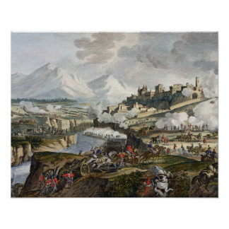 Roveredo、18 Fructidor、年4 (9月の戦い ポスター