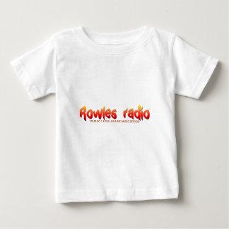 Rowlesの無線ネットワーク ベビーTシャツ