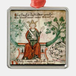 royal 20 A11リチャード一世(1157-99年)氏(ライオンHea メタルオーナメント